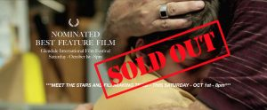 ARAM, ARAM SOLD OUT at Glendale International Film Festival!