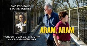 "AramAram DVD Pre-Sale Buy today and save now! ""Aram, Aram"" DVD #AramAram #AramAramFilm"